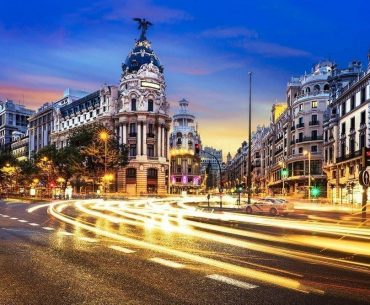 Gran Vía Madrid