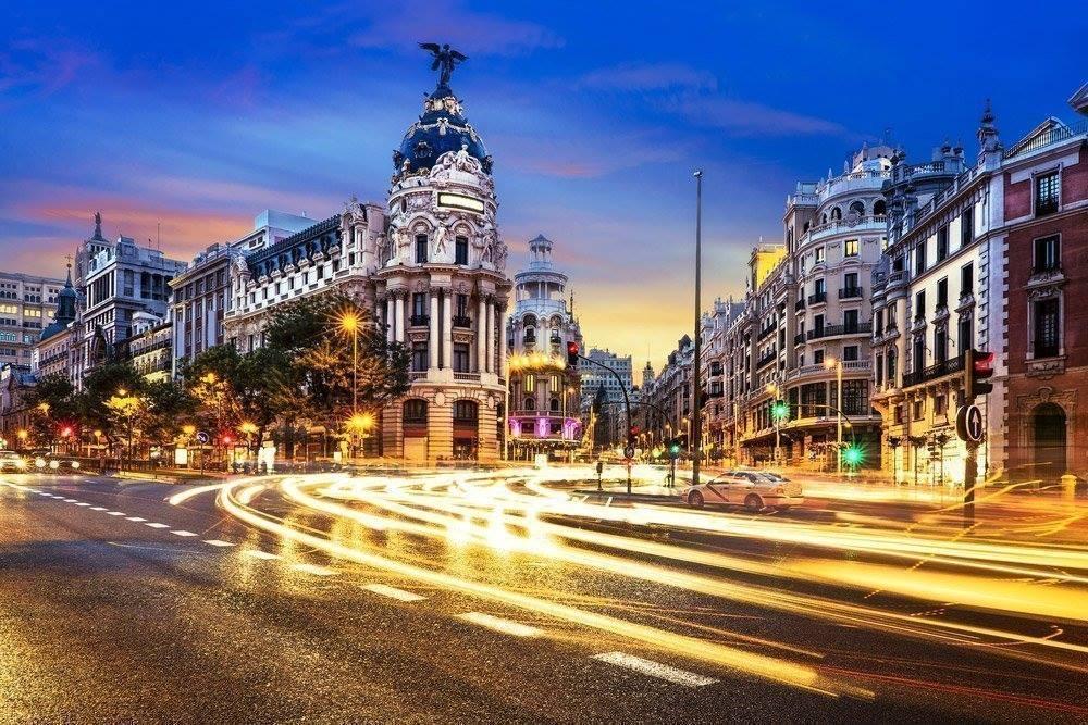 Gran Vía, una de las calles más bonitas de Madrid