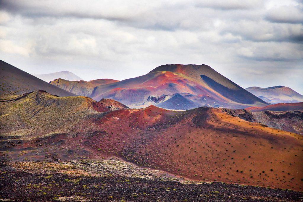 Lanzarote - destinos de viaje ideales