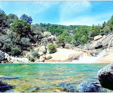 Lugares para bañarse en Madrid