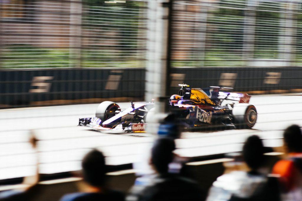 Circuit de Catalunya - F1