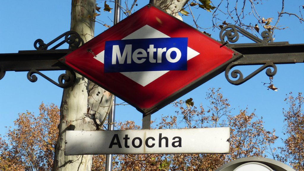 Metro Madrid Atocha