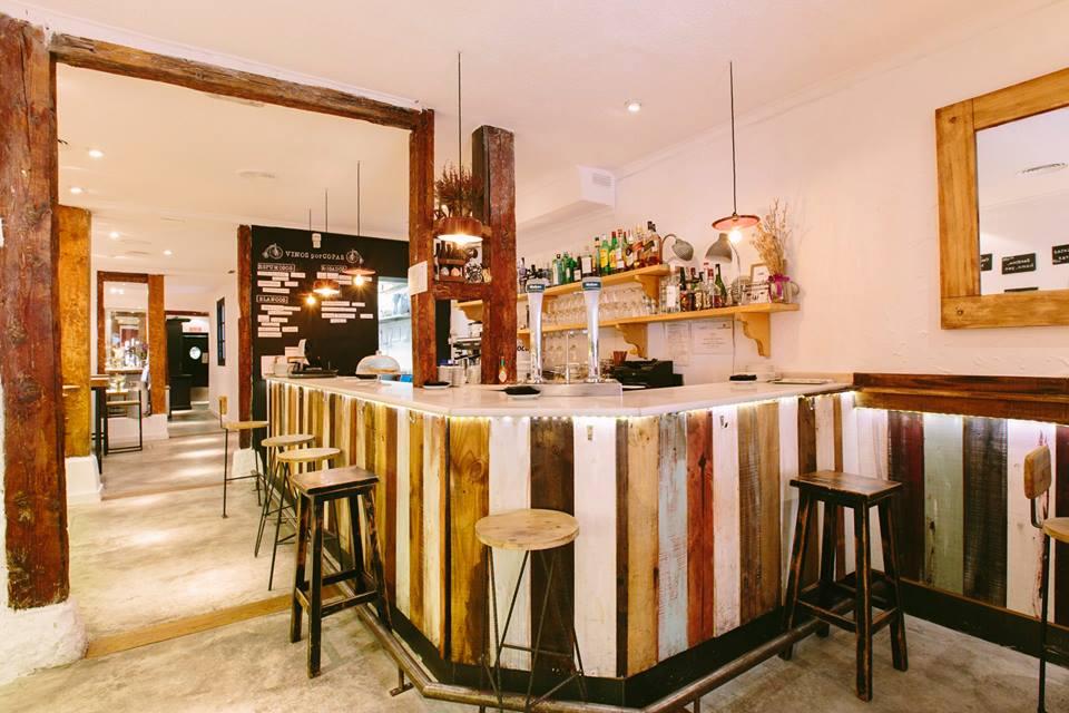 Restaurante en el Barrio de las Letras Madrid