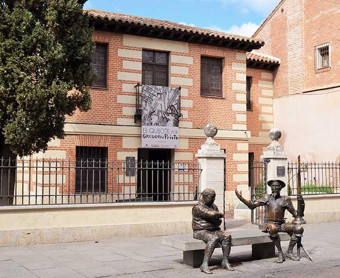 Casa Natal de Miguel de Cervantes en Alcalá de Henares
