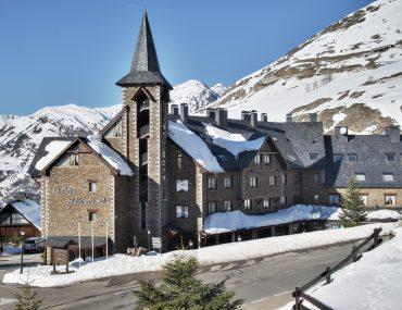 Rafaelhoteles by La Pleta, el mejor hotel de esquí