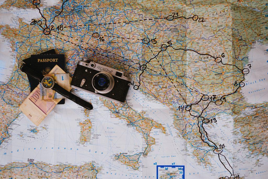 Viajar, uno de los mejores propósitos de año nuevo