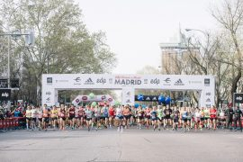 Madrid Maratón EDP Rock'n'roll
