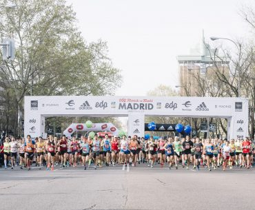 Madrid Maratón EDP Rock'n'roll