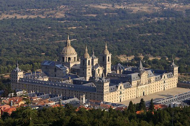 San Lorenzo de El Escorial, escapada de fin de semana cerca de Madrid