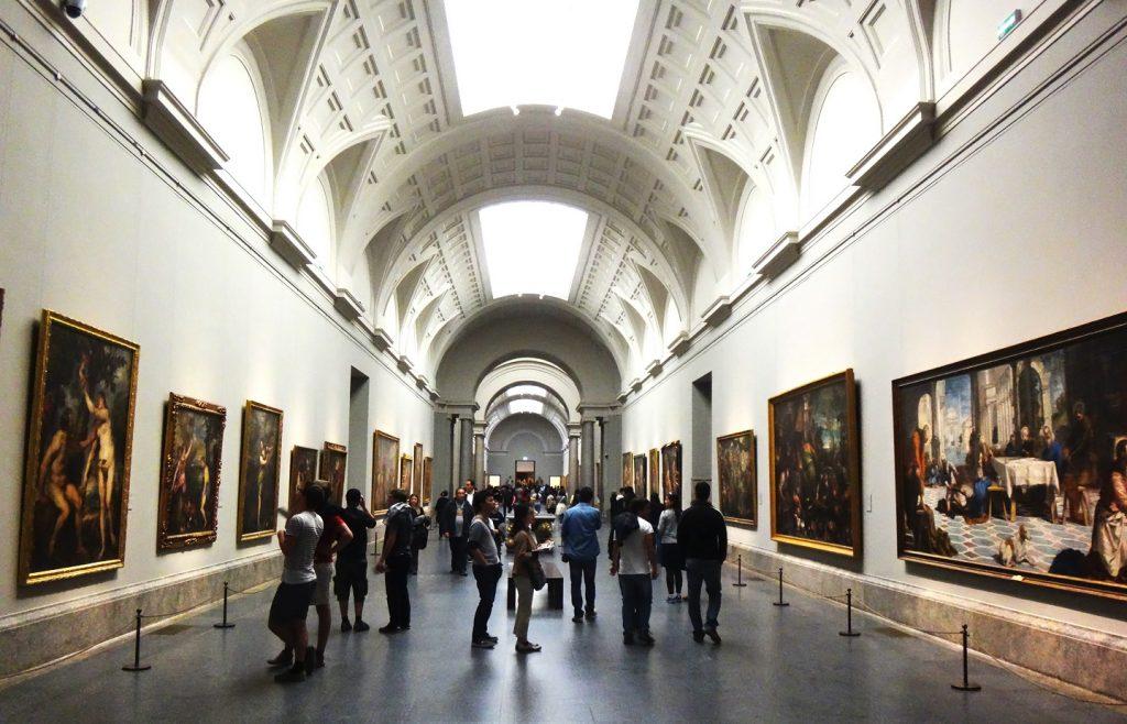 Cuándo visitar gratis los museos en Madrid-museo del prado