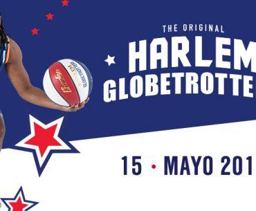 Harlem Globetrotters en Madrid