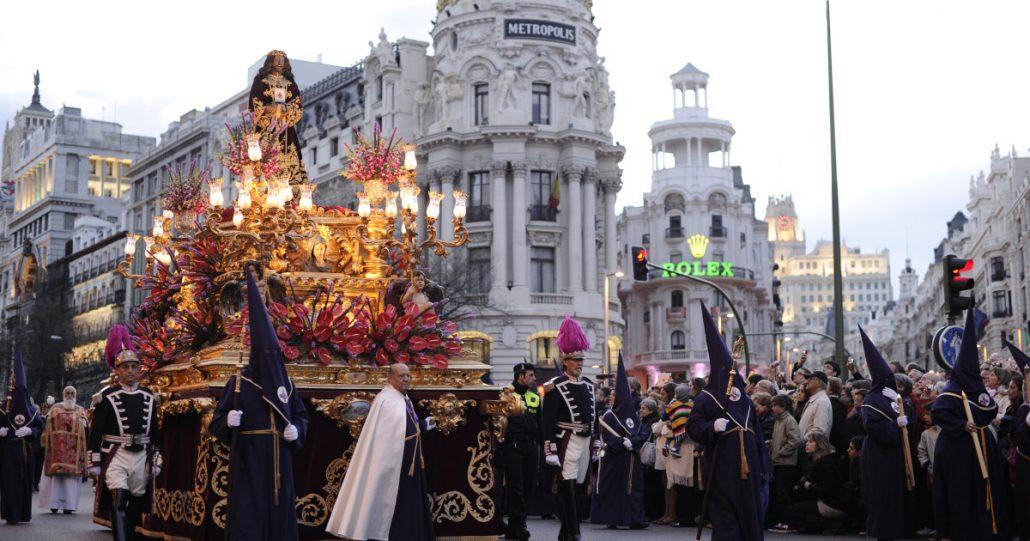 El Cristo de Medinaceli no saldrá este año por las calles de Madrid