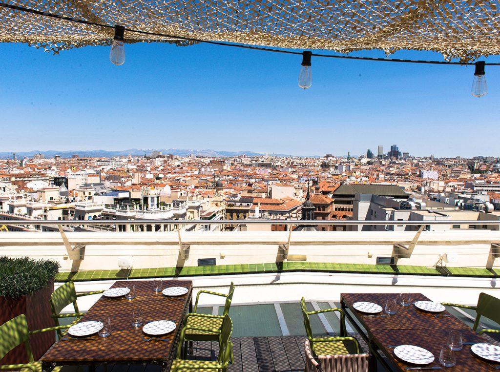 Los Mejores Miradores De Madrid Blog Rafael Hoteles