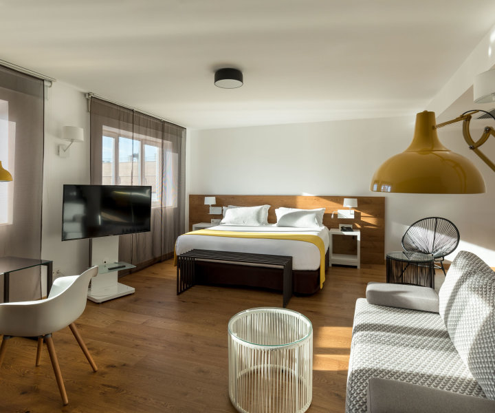 Rafaelhoteles Atocha - Junior Suite